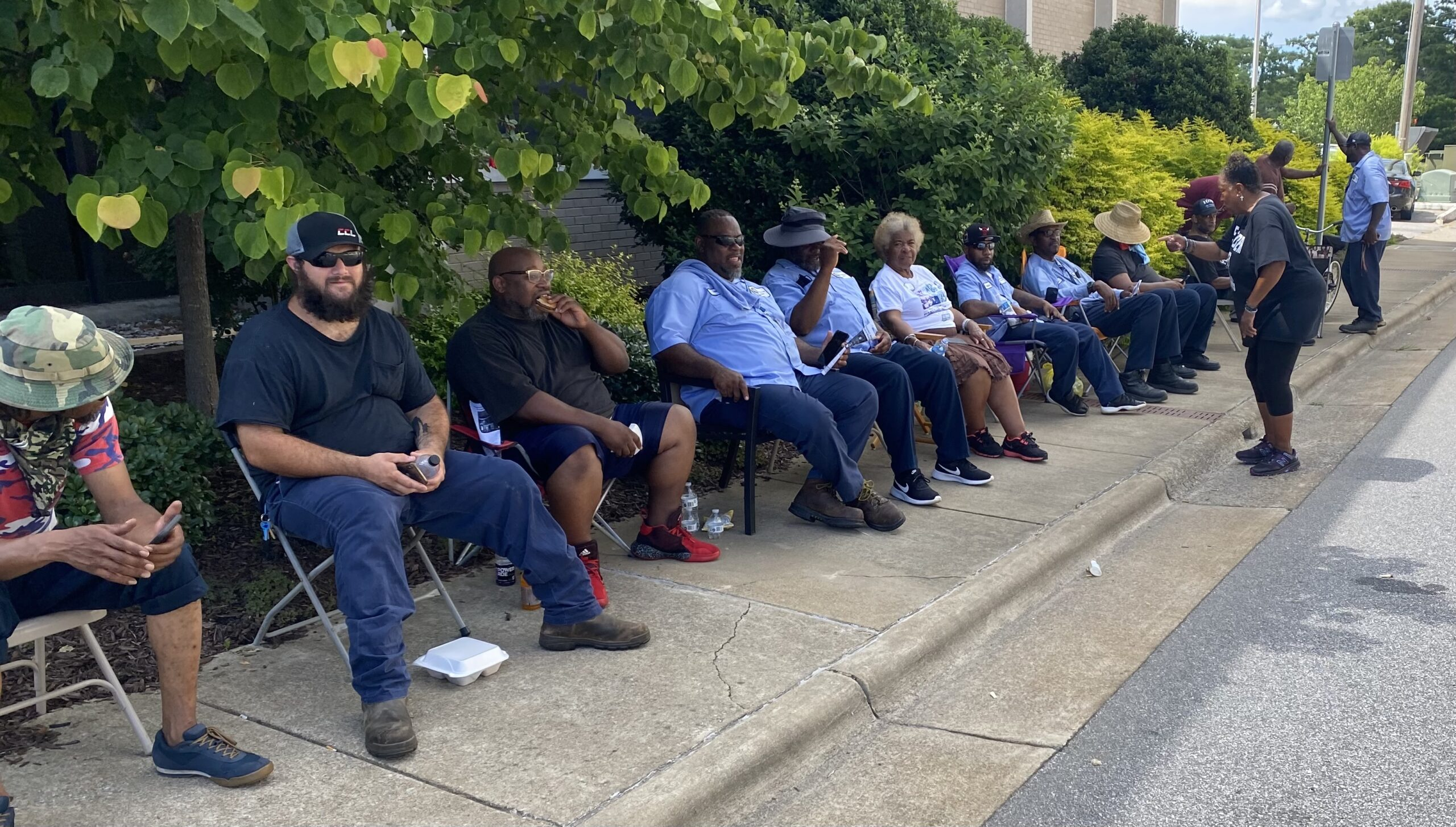 As part of Southern trend, Elizabeth City Workers Stop Work for Better Pay